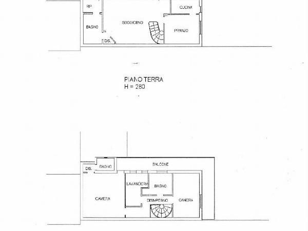 Casa indipendente in vendita a Boffalora sopra Ticino, Centrale, 165 mq - Foto 2