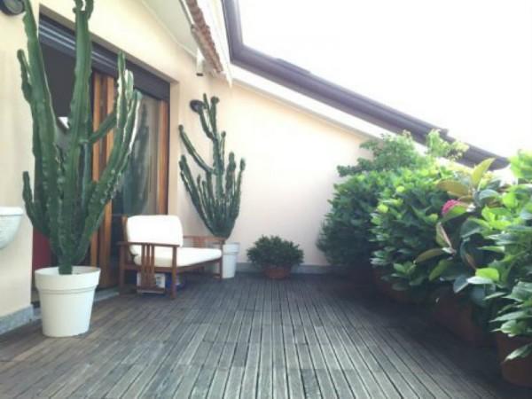 Appartamento in vendita a Arluno, Centrale, Arredato, 190 mq - Foto 4