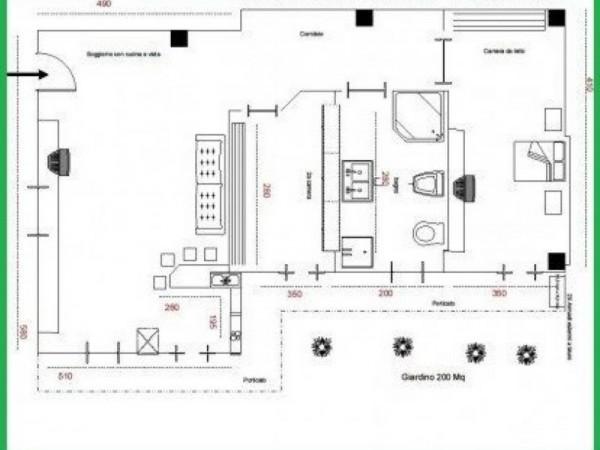 Appartamento in vendita a Arluno, Orologio, 85 mq - Foto 2