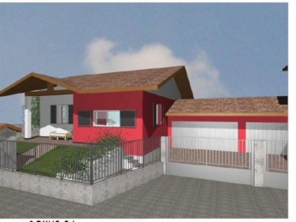 Villa in vendita a Arconate, 320 mq