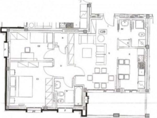 Appartamento in vendita a Busto Garolfo, 94 mq - Foto 3