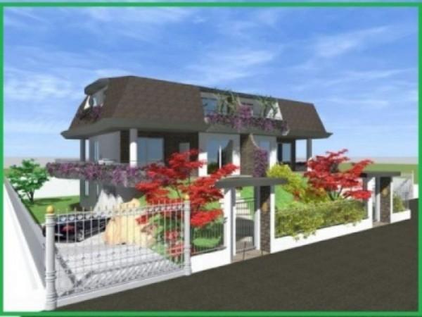 Villa in vendita a Magnago, 220 mq