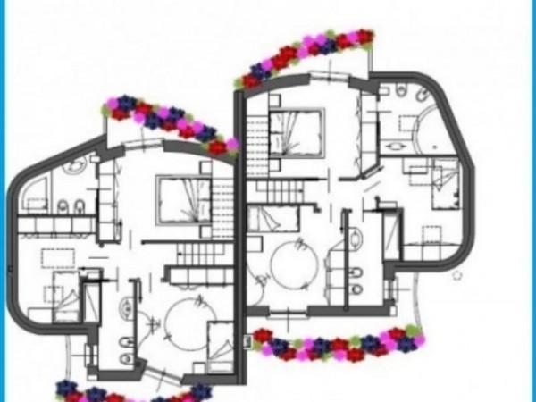 Villa in vendita a Magnago, 220 mq - Foto 3