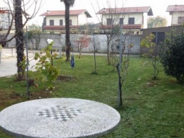 Villa in vendita a Magnago, Arredato, 224 mq - Foto 2