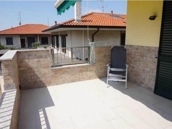 Villa in vendita a Busto Garolfo, Semicentro, 200 mq - Foto 3