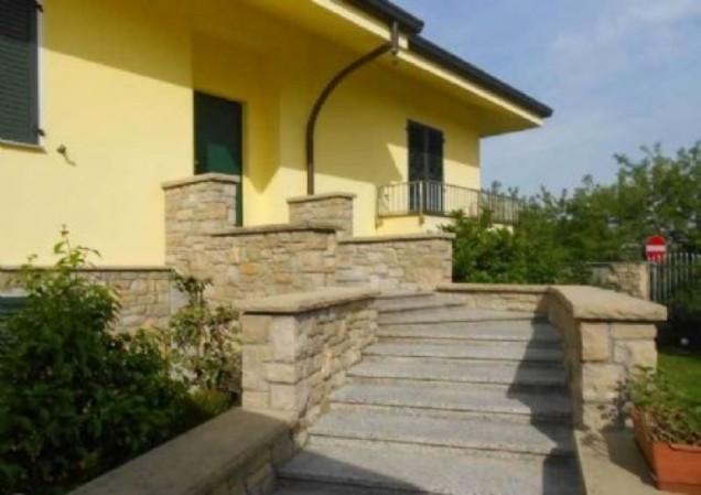 Villa in vendita a Busto Garolfo, Semicentro, 200 mq