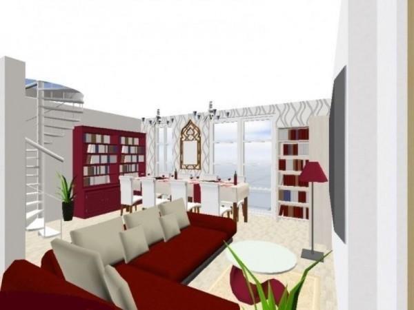 Appartamento in vendita a Busto Garolfo, Centrale, 130 mq
