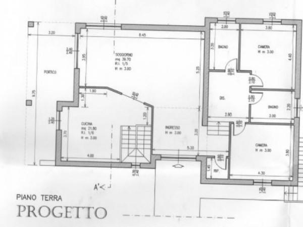 Villa in vendita a Inveruno, 379 mq - Foto 3