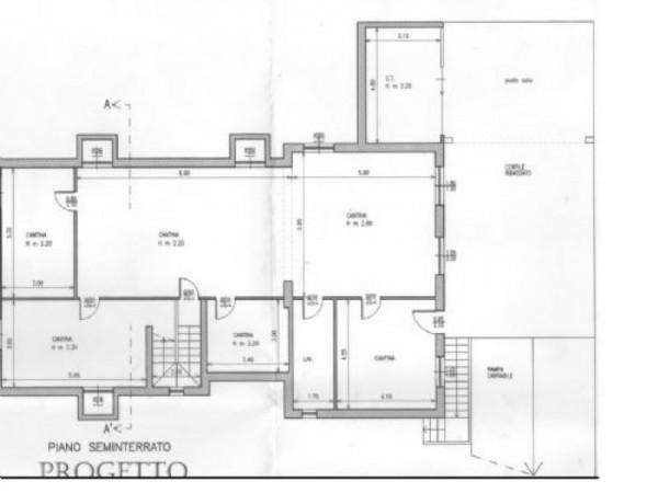 Villa in vendita a Inveruno, 379 mq - Foto 2