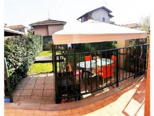 Villetta a schiera in vendita a Inveruno, Furato, 195 mq - Foto 10