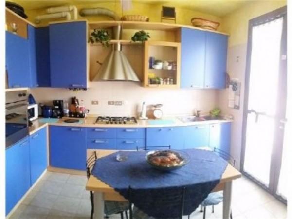 Villetta a schiera in vendita a Inveruno, Furato, 195 mq - Foto 22