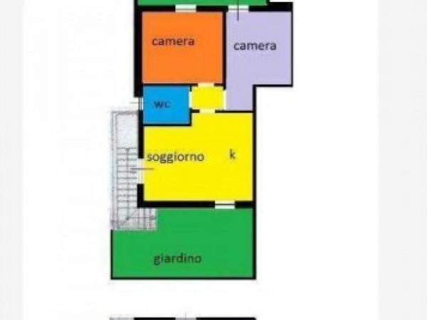 Villetta a schiera in vendita a Parabiago, 130 mq - Foto 2
