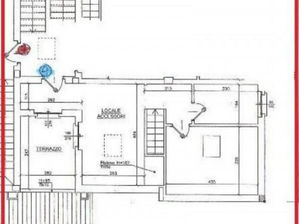 Appartamento in vendita a Vanzago, Periferica, 143 mq - Foto 3