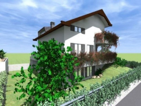 Villa in vendita a Vanzaghello, 370 mq - Foto 6