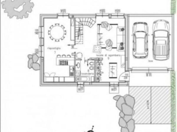 Villa in vendita a Vanzaghello, 370 mq - Foto 3