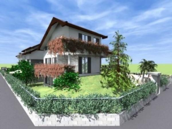 Villa in vendita a Vanzaghello, 370 mq - Foto 1