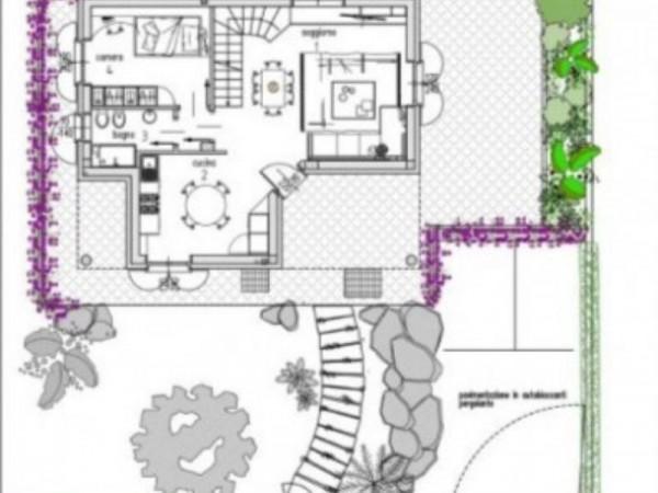 Villa in vendita a Vanzaghello, 370 mq - Foto 4
