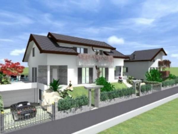 Villa in vendita a Vanzaghello, 330 mq - Foto 6
