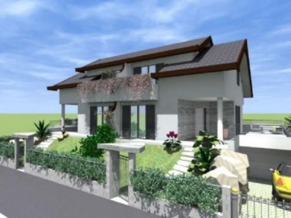 Villa in vendita a Vanzaghello, 330 mq