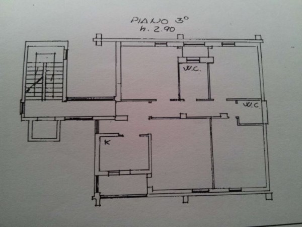 Appartamento in vendita a Perugia, San Marco, 110 mq - Foto 2