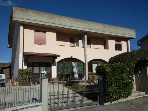 Villa in vendita a Perugia, Piccione(piccione) - Sant`egidio, Pianello, 180 mq