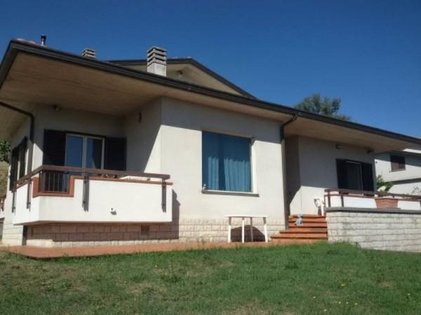 Villa in vendita a Perugia, Villa Pitignano - Ponte Felcino, Villa Pitignano, 325 mq - Foto 1