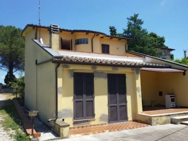 Villa in vendita a Perugia, Solfagnano(parlesca) - Solfagnano, Parlesca, 100 mq