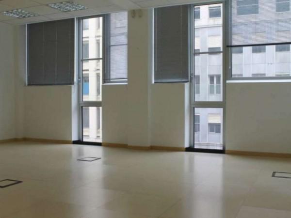 Ufficio in vendita a Milano, Quadrilatero, 130 mq