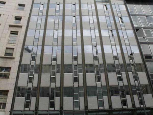 Ufficio in vendita a Milano, Quadrilatero, 130 mq - Foto 3