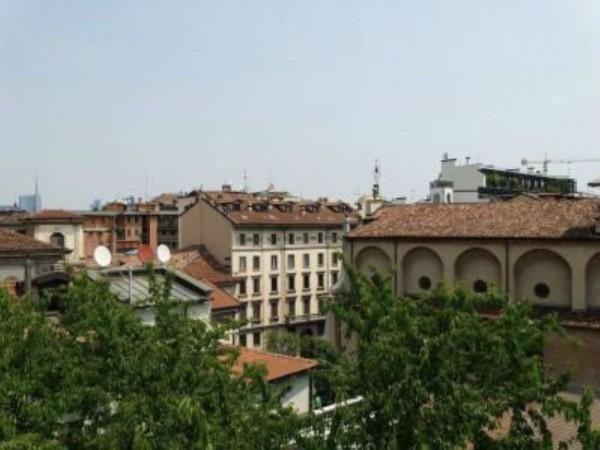 Appartamento in vendita a Milano, Magenta, 155 mq