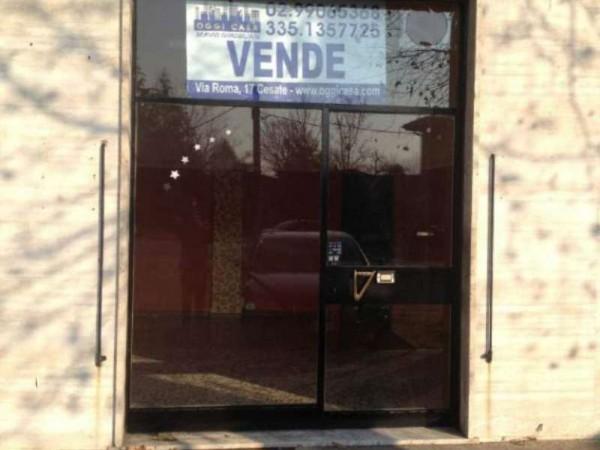 Negozio in vendita a Caronno Pertusella, 55 mq - Foto 3
