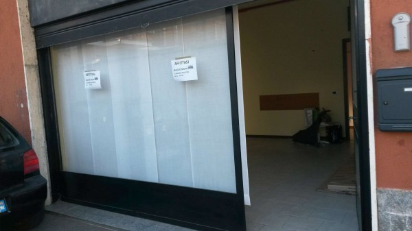 Negozio in affitto a Cesate, Stazione, 40 mq - Foto 7
