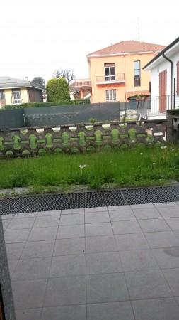 Villetta a schiera in affitto a Cesate, Con giardino, 160 mq - Foto 3