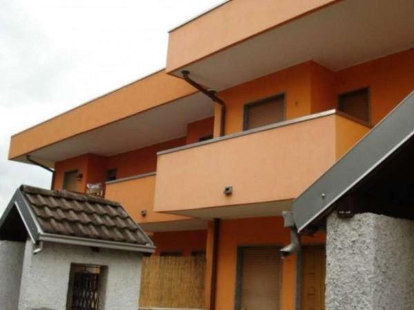Villetta a schiera in affitto a Cesate, Con giardino, 160 mq - Foto 12