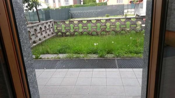Villetta a schiera in affitto a Cesate, Con giardino, 160 mq - Foto 2