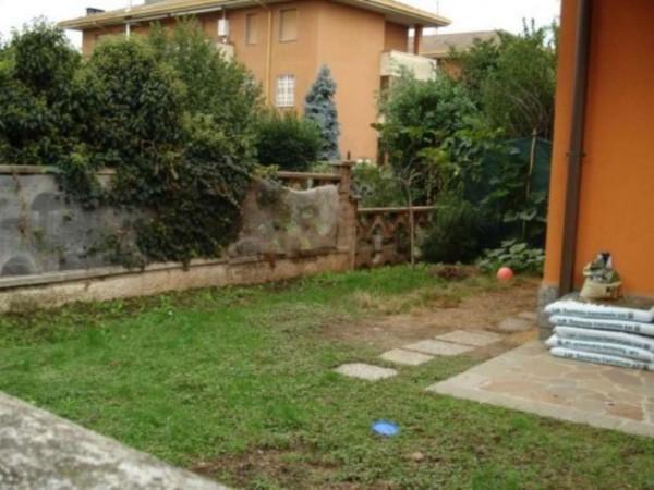Villetta a schiera in affitto a Cesate, Con giardino, 160 mq - Foto 9