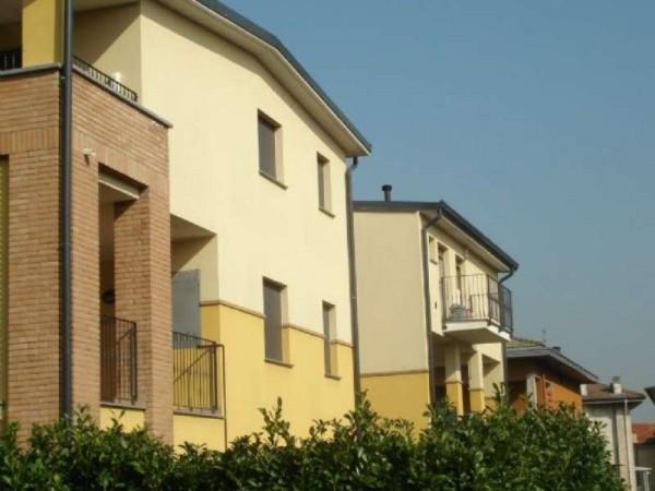 Appartamento in vendita a Cesate, Centro, Arredato, con giardino, 63 mq - Foto 16