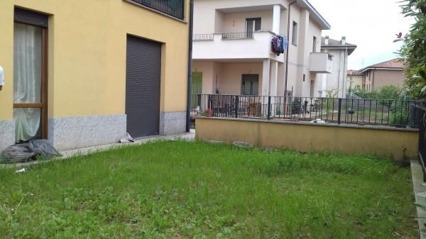 Appartamento in vendita a Cesate, Centro, Arredato, con giardino, 63 mq - Foto 3