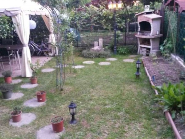 Villetta a schiera in vendita a Cesate, Stazione, Con giardino, 130 mq - Foto 22