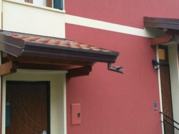 Villetta a schiera in vendita a Cesate, Stazione, Con giardino, 130 mq