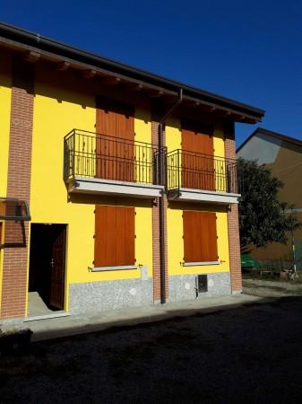 Casa indipendente in vendita a Garbagnate Milanese, Centro, 110 mq - Foto 6