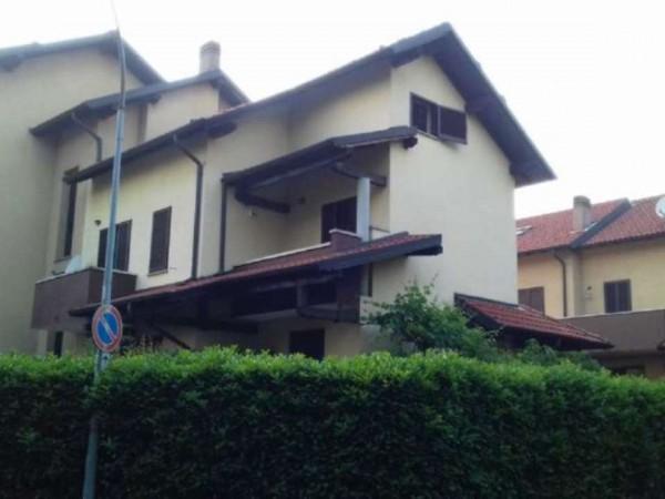 Villa in vendita a Garbagnate Milanese, Con giardino, 185 mq - Foto 2