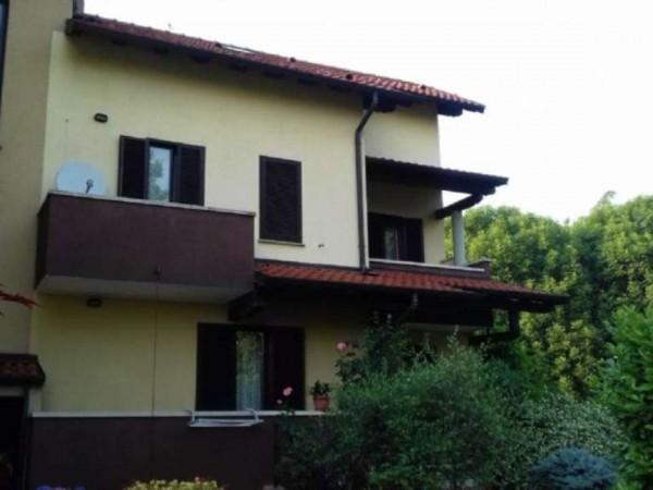 Villa in vendita a Garbagnate Milanese, Con giardino, 185 mq - Foto 26