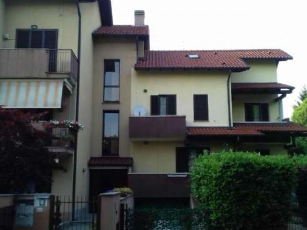 Villa in vendita a Garbagnate Milanese, Con giardino, 185 mq - Foto 25