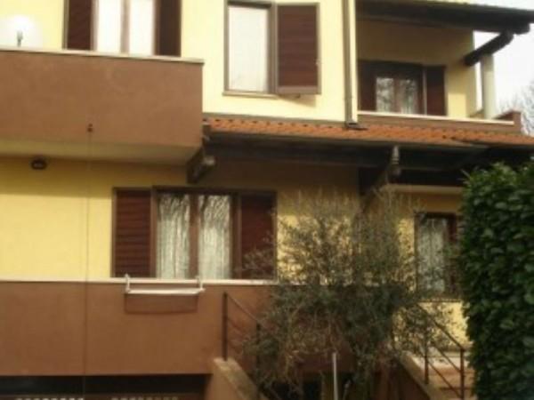 Villa in vendita a Garbagnate Milanese, Con giardino, 185 mq - Foto 19