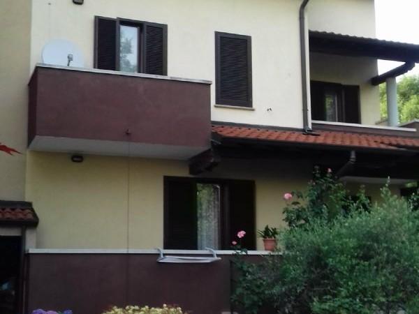 Villa in vendita a Garbagnate Milanese, Con giardino, 185 mq - Foto 23