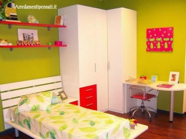 Appartamento in vendita a Vanzago, Periferica, 160 mq - Foto 10