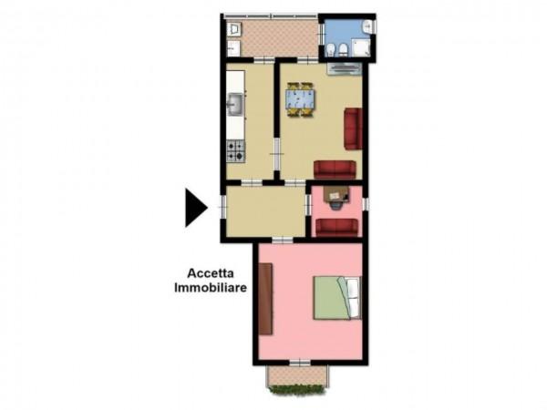 Appartamento in vendita a Taranto, Centrale, 75 mq - Foto 2