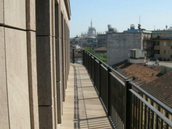 Appartamento in vendita a Milano, Cairoli, Con giardino, 240 mq - Foto 15