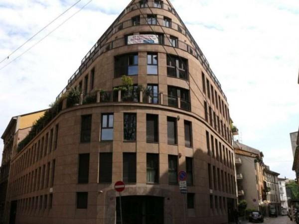 Appartamento in vendita a Milano, Cairoli, Con giardino, 240 mq - Foto 19
